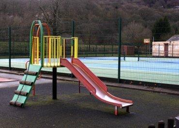 Alanna-Lockdown Playground